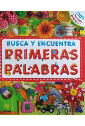 Busca Y Encuentra - Primeiras Palavras - Blume pdf epub