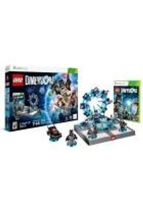 Jogo LEGO Dimensions (Starter Pack) - Xbox 360