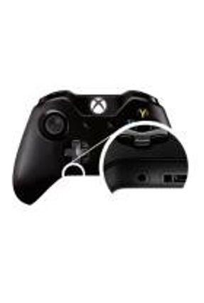 Controle Sem Fio Xbox One com conector P2 + Cabo p/ Windows - Preto