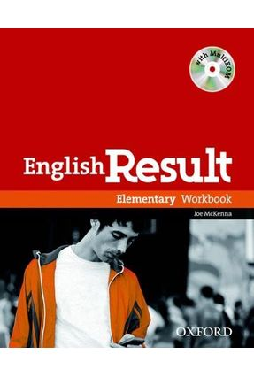 English Result Elem Wb W Answer Book And Multirom Pk - MCKENNA,JOE | Nisrs.org