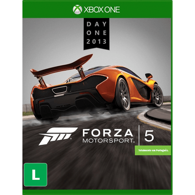 Forza Motorsport 5 Day One Edition - Xbox One