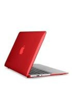 Capa SmartShell para MacBook Air 11 Polegadas Speck Vermelho Macbook Air 2015