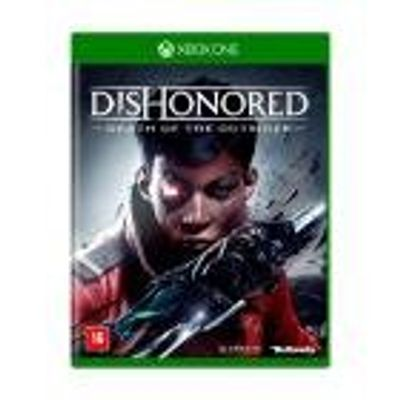 Jogo Dishonored: Death of the Outsider - Xbox One