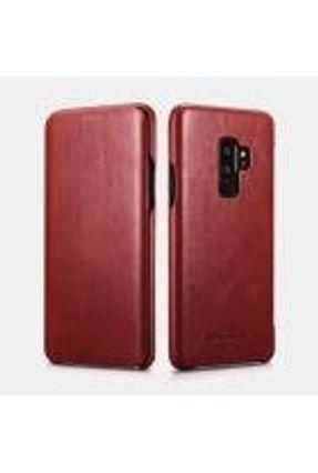 Capa Galaxy S9 Plus Couro Original Icarer Flip Cover Premium