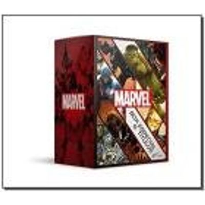 BOX - MARVEL ESPECIAL - 6 TITULOS