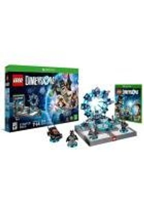 Jogo LEGO Dimensions (Starter Pack) - Xbox One
