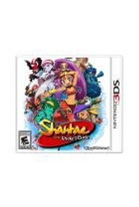 Jogo Shantae and the Pirate's Curse - 3DS