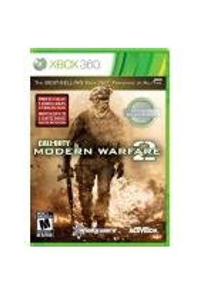 Jogo Call of Duty: Modern Warfare 2 - Xbox 360