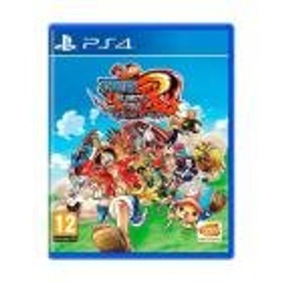 Jogo One Piece: Unlimited World Red (Deluxe Edition) - PS4