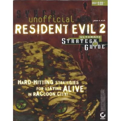 Resident Evil 2 - Ultimate Strategy Guide