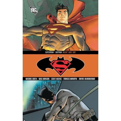 Superman/Batman - Night & Day