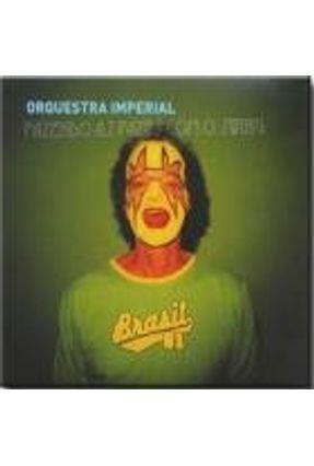 Cd Orquestra Imperial - Fazendo as Pazes Com o Swing
