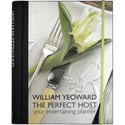 Bloco de Anotações Ryland - William Yeoward: The Perfect Host Your Entertaining