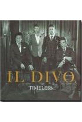 Cd il Divo - Timeless