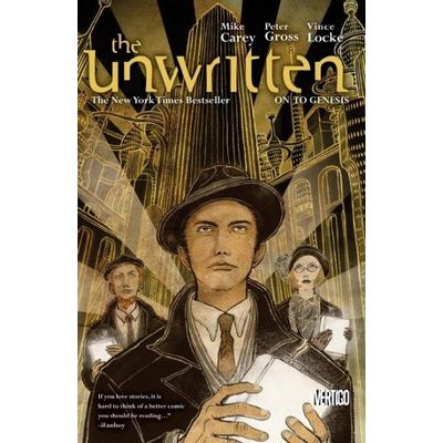 The Unwritten Vol. 5 - On To Genesis