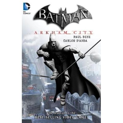 Batman- Arkham City