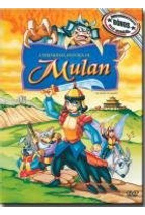 Dvd a Verdadeira História de Mulan - The Secret of Mulan