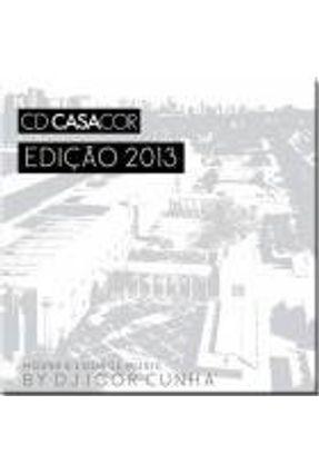 Cd Casa Cor 2013 - Diversos Internacionais