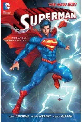 Superman Vol. 2- Secrets & Lies - Jurgens,Dan pdf epub