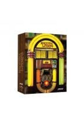 Dvd Máquina do Tempo-box 3 Dvds - Diversos Internacionais