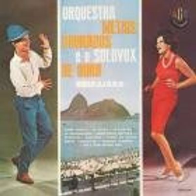 Cd Ubirajara - Orquestra Metais Dourados - 1963