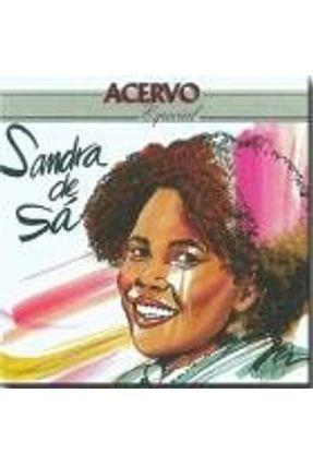 Cd Sandra de sa - Acervo