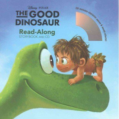 The Good Dinosaur Read-Along Storybook And CD