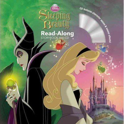Sleeping Beauty Read-Along Storybook And CD