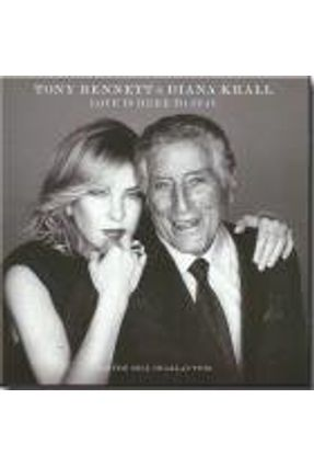 Cd Tony Bennett & Diana Krall - Love is Here to Stay