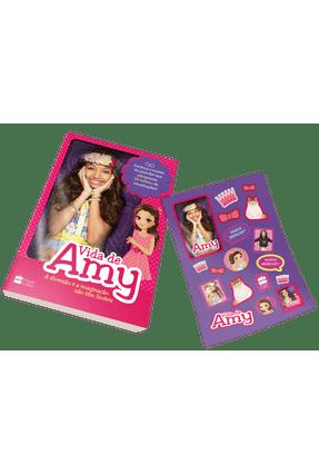 Vida de Amy + Cartela de Adesivos -  pdf epub