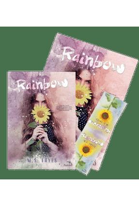 Rainbow - Acompanha Pôster e Marcador de Página Magnético - Fayes,M. S. | Nisrs.org