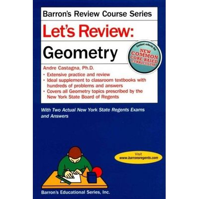 Let's Review - Let's Review Geometry