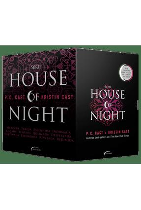 Box - Série House Of Night - 12 Volumes - Cast,Kristin Cast,P. C. | Hoshan.org