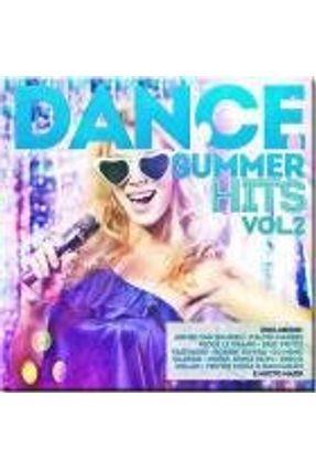 Cd Dance Summer Hits Volume 02 - Diversos Internacionais