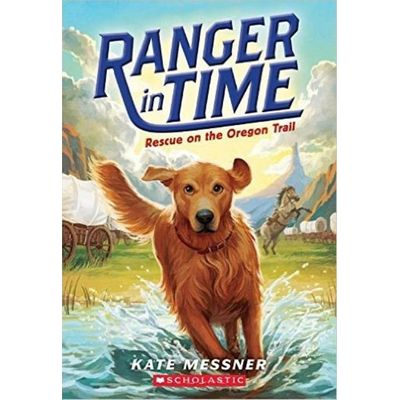 Ranger In Time - 01 - Rescue On The Oregon Trail