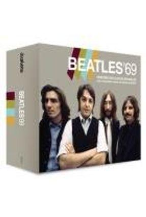 Cd The Beatles - Beatles'69 - Diversos Internacio (box 3cds)