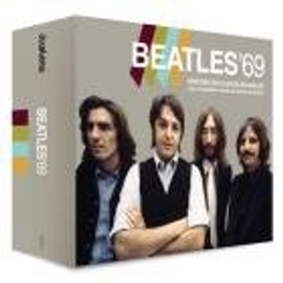Cd The Beatles - Beatles'69 - Diversos Internacio (box 3cds)