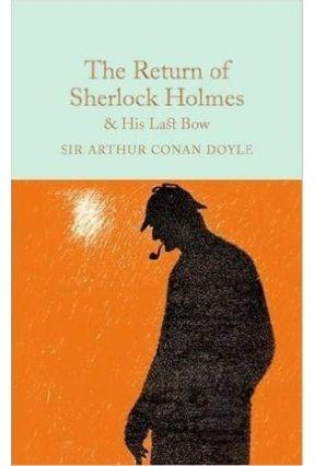 Return Of Sherlock Holmes - Doyle,Arthur Conan | Hoshan.org