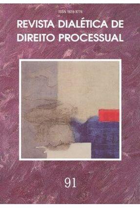 Revista Dialética de Direito Processual - Daffré,Selma   Tagrny.org