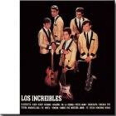 Cd os Incríveis - Los Increibles