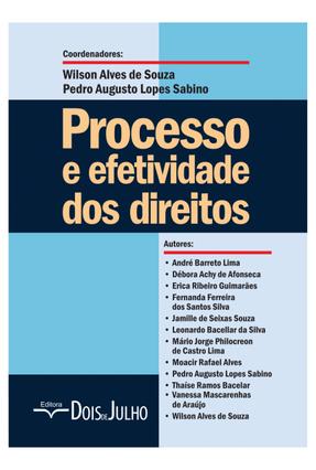 Processo e Efetividade Dos Direitos - Lima,André | Tagrny.org