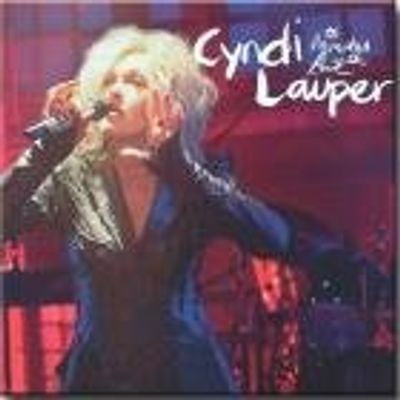 Cd Cyndi Lauper - to Memphis With Love