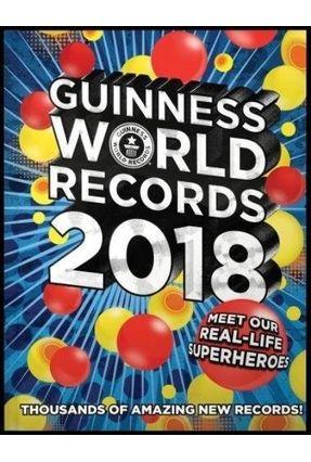 Guinness World Records 2018 - Guinness Publishing | Hoshan.org