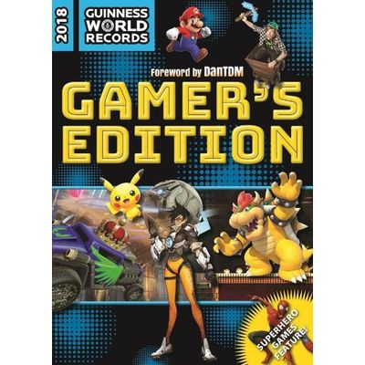 Guinness World Records - Gamer's Edition 2018 - Paperback