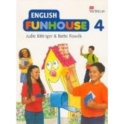 English Funhouse 4 Pack (Student´S Book / Fun Book / Cd)