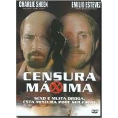 Dvd Censura Máxima - Rated x