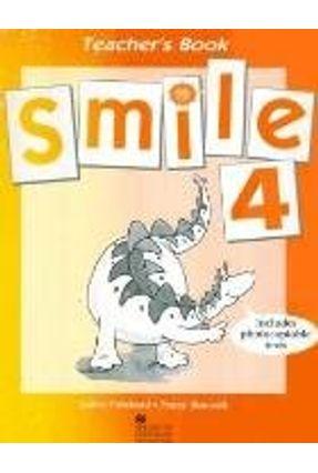 Smile 4 - Teacher`S Book