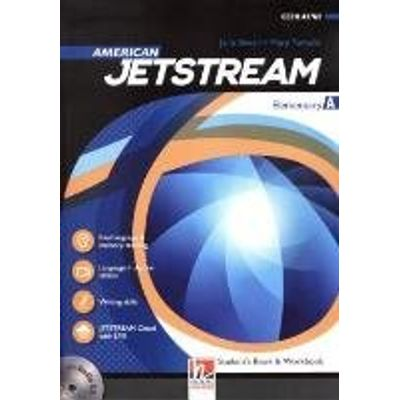American Jetstream Elementary Sb/Wb A + Audio Cd + E-Zone