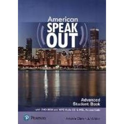 Speakout Advanced 2e American - Student Book With Dvd-Rom And Mp3 Audio Cd& Myenglishlab