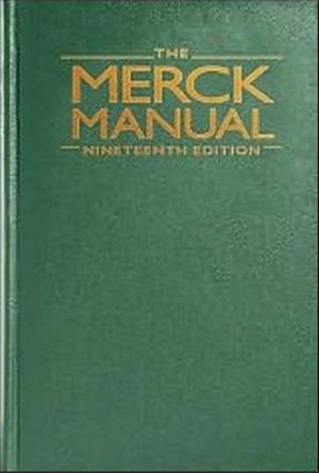 The Merck Manual of Diagnosis and Therapy 19th Edition - Porter,Robert S. | Hoshan.org